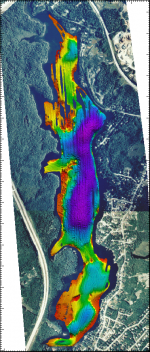 SHLS Bathymetry