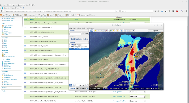 Geospatial Web Mapping | Tekmap Consulting