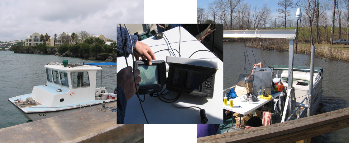 Shallow Water Mapping