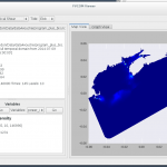 Tidal Model FVCOM Viewer - Map View